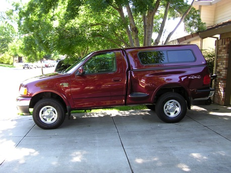 For Sale 03 F150 4x4