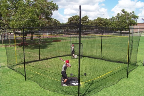 Power dome cage